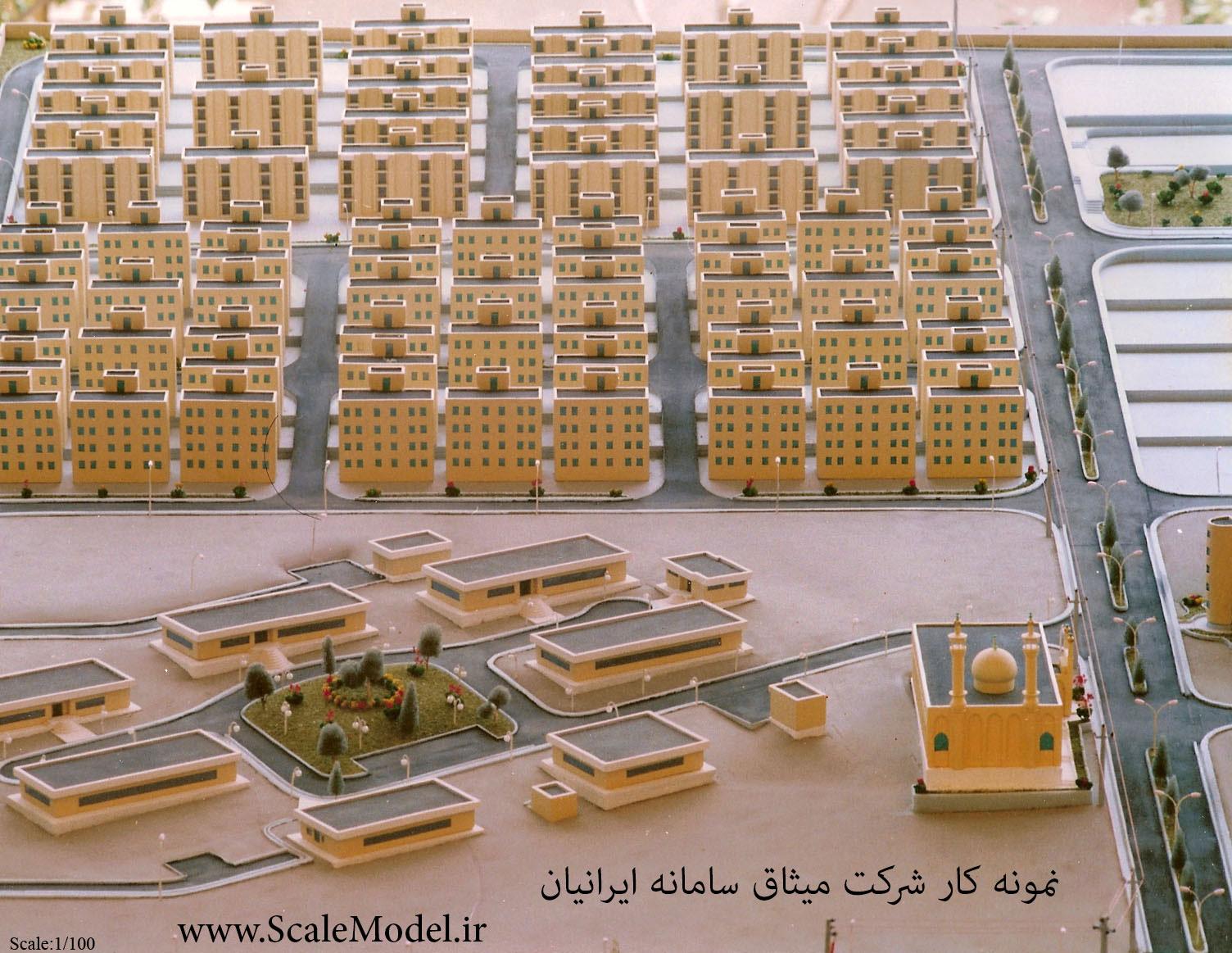 ماکت شهرک مسکونی پروژه ماکت ساختمان سازی ماکت شهرک مسکونی ماکت شهرک مسکونی پروژه ماکت ساختمان سازی                                    2