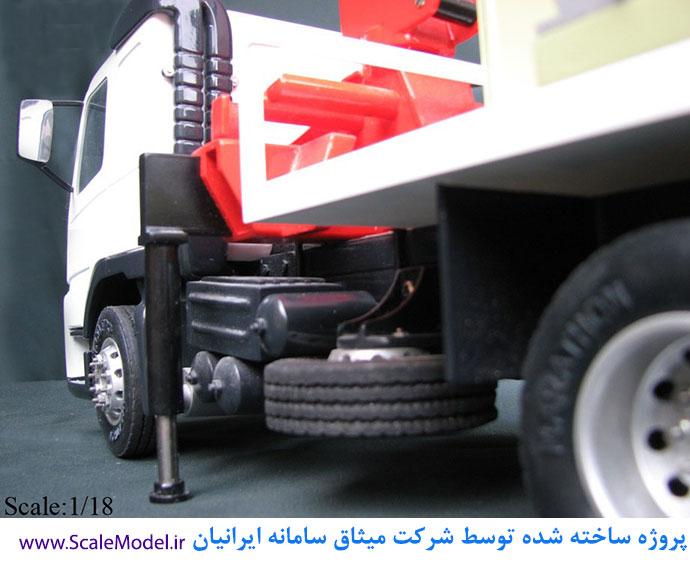 ماکت جرثقیل پروژه دیگر شرکت ماکت سازی میثاق سامانه ایرانیان سازنده هر نوع ماکت پیچیده زمینی، هوائی و دریایی بصورت ثابت یا متحرک ماکت جرثقیل ماکت جرثقیل پروژه دیگر شرکت ماکت سازی میثاق سامانه ایرانیان